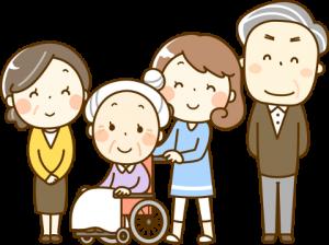 介護する家族